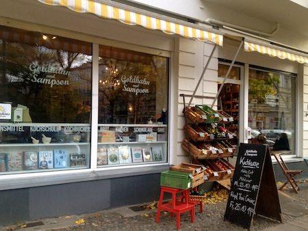 kulinarischer ausflug im goldhahn und sampson berlin ick liebe dir. Black Bedroom Furniture Sets. Home Design Ideas