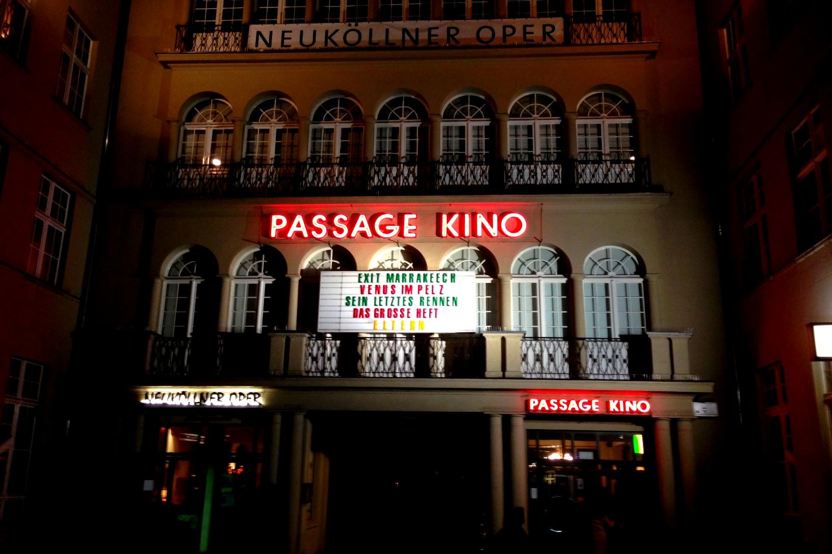 Kino Neukölln Passage