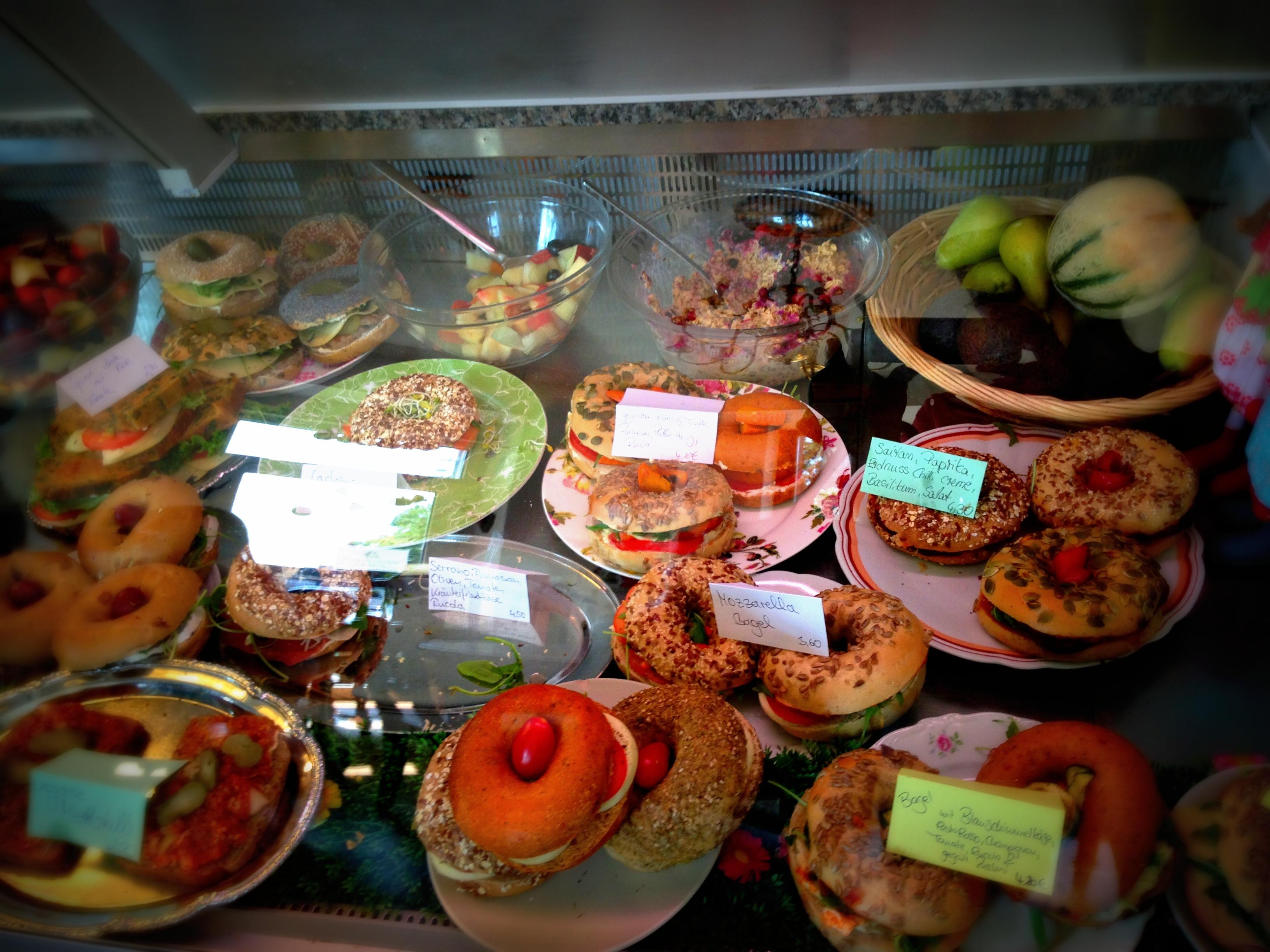 wahrhaft nahrhaft // frühstücken in berlin friedrichshain