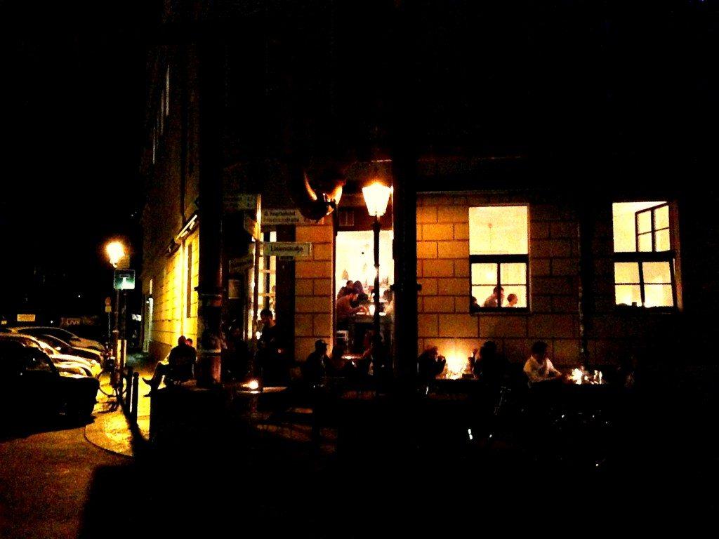 Berlin-Lokal-Restaurant-außen