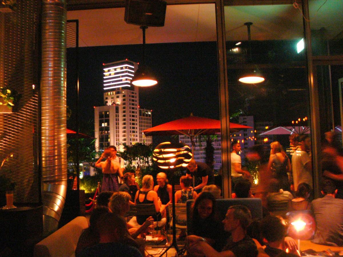 Die Monkey Bar in Berlin - ein Erfahrungsbericht