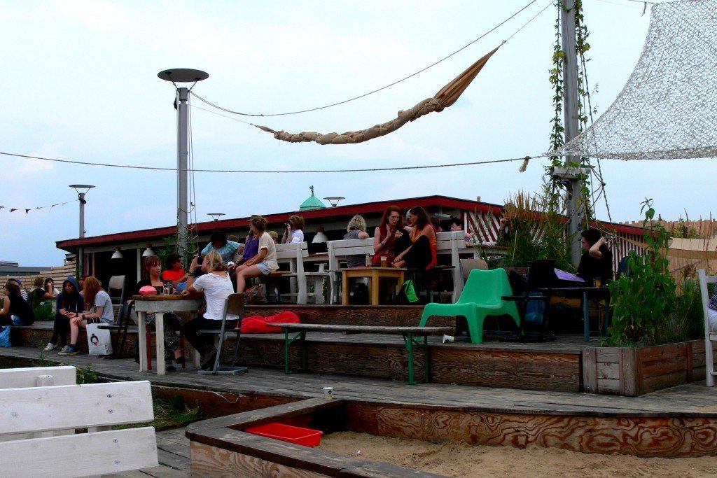 Berlin-Klunkerkranich-Bar