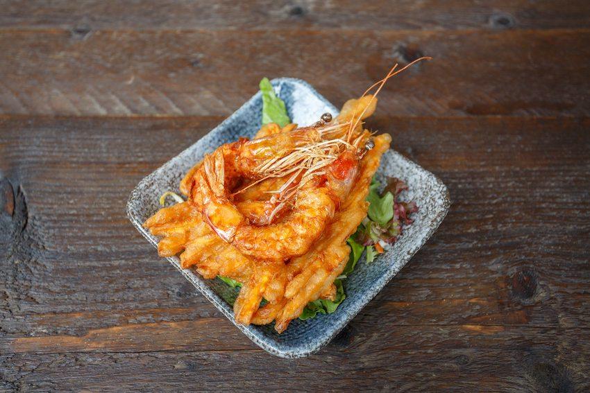 berlin-restaurants-akemi-einrichtung-meerestiere