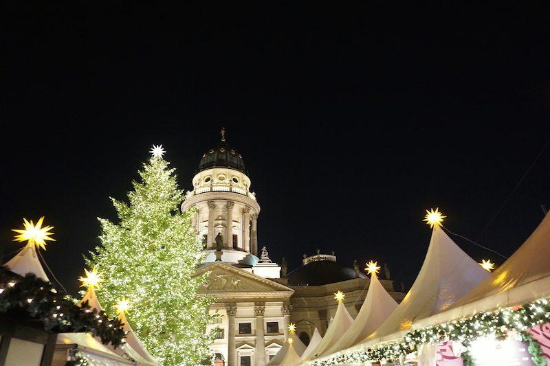 Berlin-Gendarmenmarkt-Weihnachtsmarkt