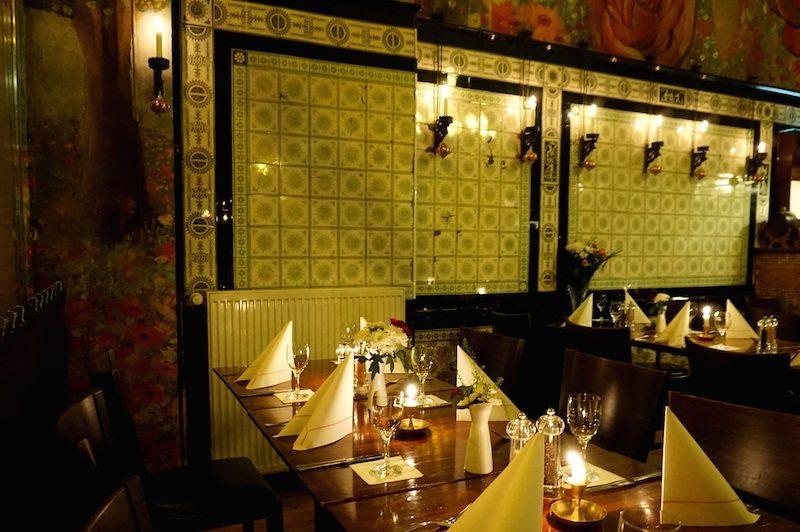 Berlin-Franzose-Poulette-Restaurant