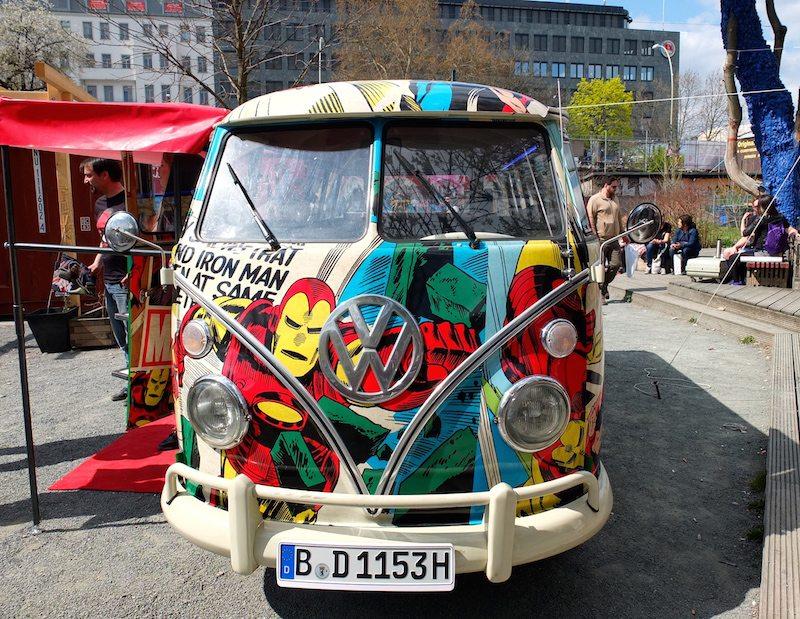 berlin-comic-incasion-2015-vw-bully