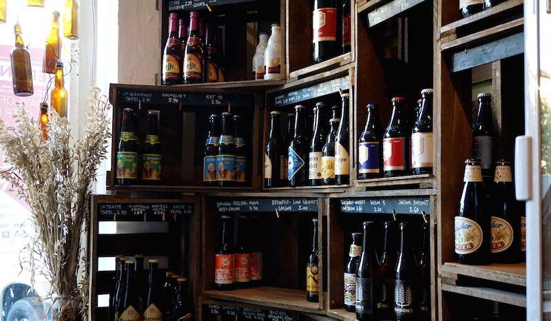 Berlin-Bierlieb-Friedrichshain-Craft-Beer-Auswahl