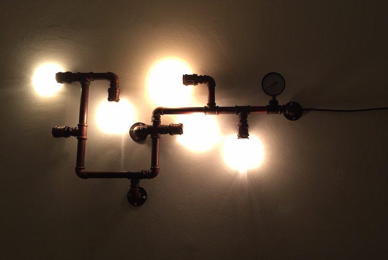 Berlin-Bosco-Italiener-Lampe