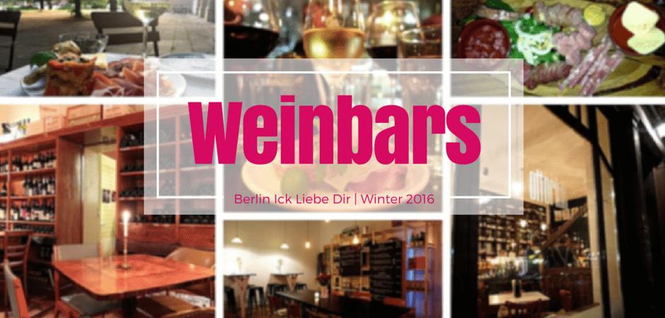 Weinbars