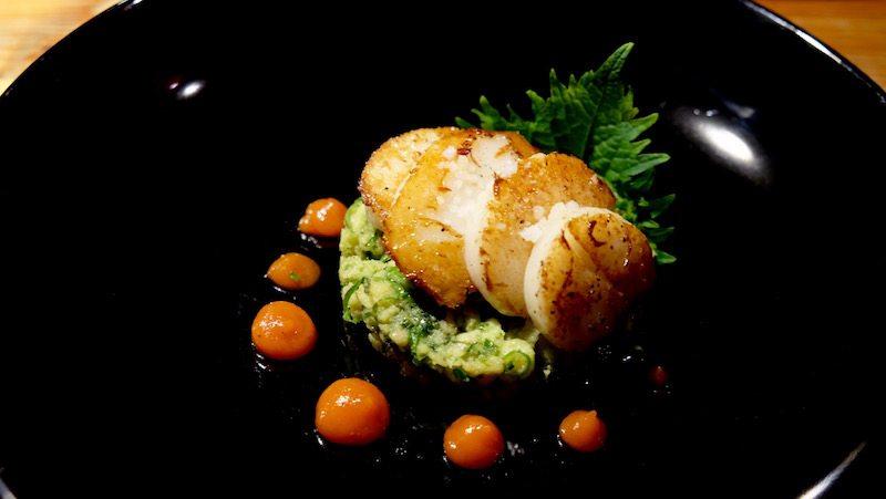 berlin-restaurants-kochu-karu-koreaner-jakobsmuschel