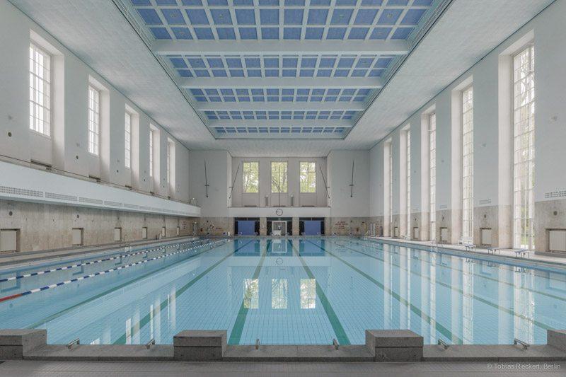 Berlin-Schwimmhalle-Finckensteinallee-Schwimmbecken