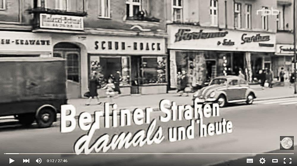 berliner stra en damals heute berlin ick liebe dir. Black Bedroom Furniture Sets. Home Design Ideas