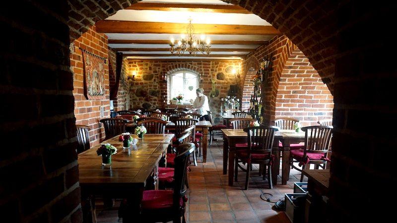 Brandenburg-Havelschloss-Restaurant