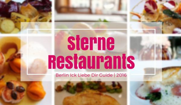 Sternerestaurant Berlin