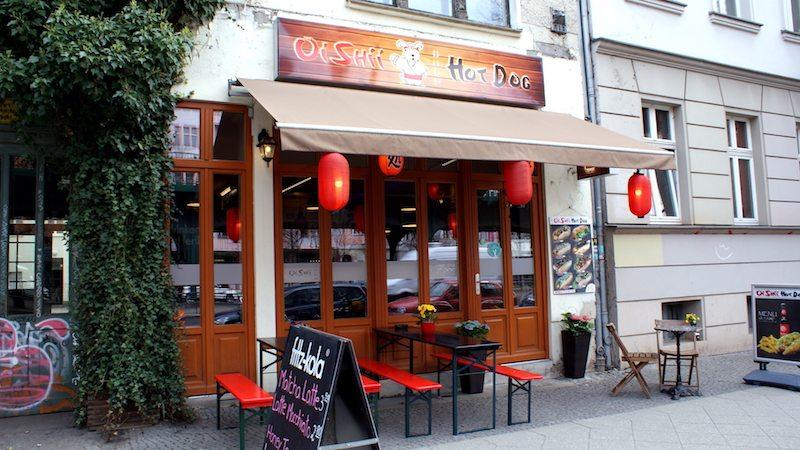 Oishii Hot Dogs Berlin Ick Liebe Dir