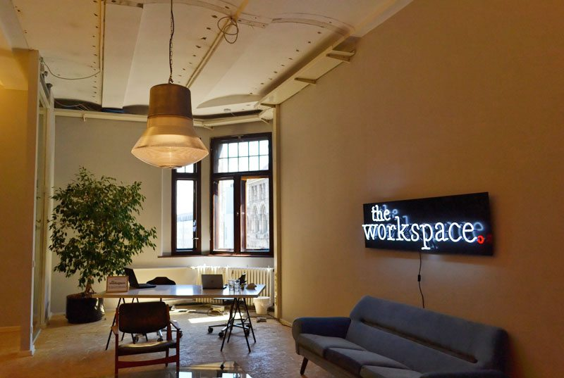 Berlin-The Workspace-Coworking-Spaces-Kreuzberg-Empfang-Eingang