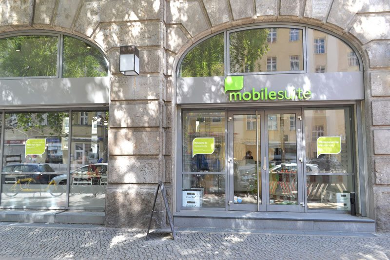 Berlin-mobilesuite-Coworking-Spaces-Prenzlauer Berg-Eingang
