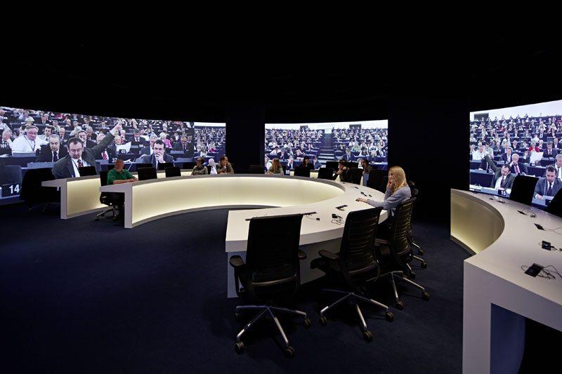 ERLEBNIS EUROPA 8 - 360° Kino 1