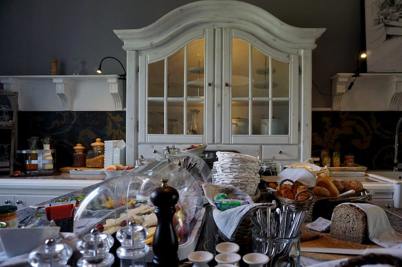 Brandeburg-Werder-Alfred-und-Otto-Frühstück-Küche