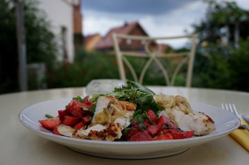 Brandenburg-Landhaus-Ribbeck-Cafe-Monet-Salat