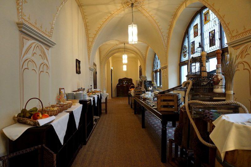 Brandenburg-Schlosshotel-Fürstlich-Drehna-Frühstücksbuffet