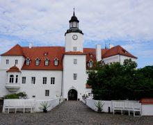 Brandenburg-Schlosshotel-Fürstlich-Drehna-Dämmerung