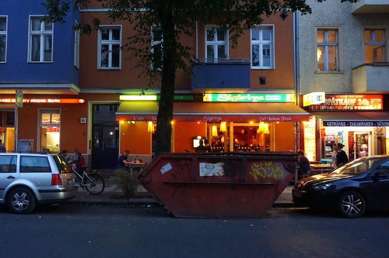 Berlin-Sigiriya-Restaurant-Friedrichshain-Grünbergerstraße