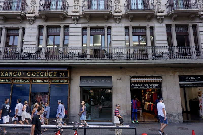 barcelona-hotel-internacional-ramblas-cool-aussenansicht