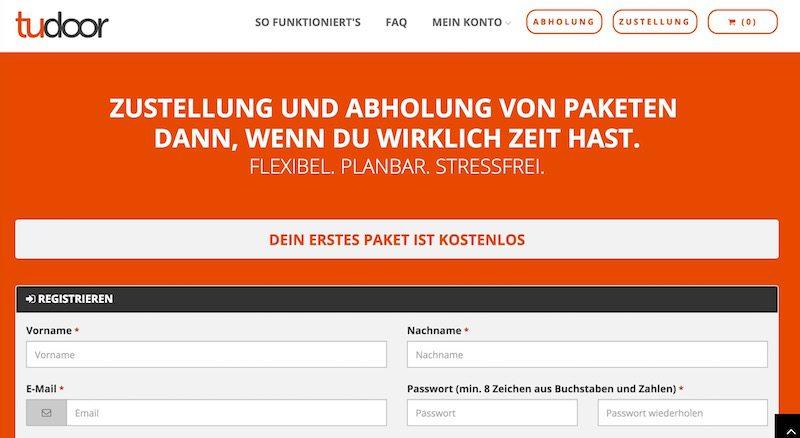 berlin-tudoor-paket-lieferdienst-registrierung