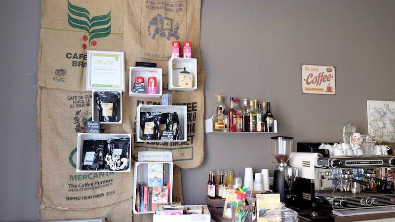 Brandenburg | Café Wohnzimmer | BERLIN ICK LIEBE DIR