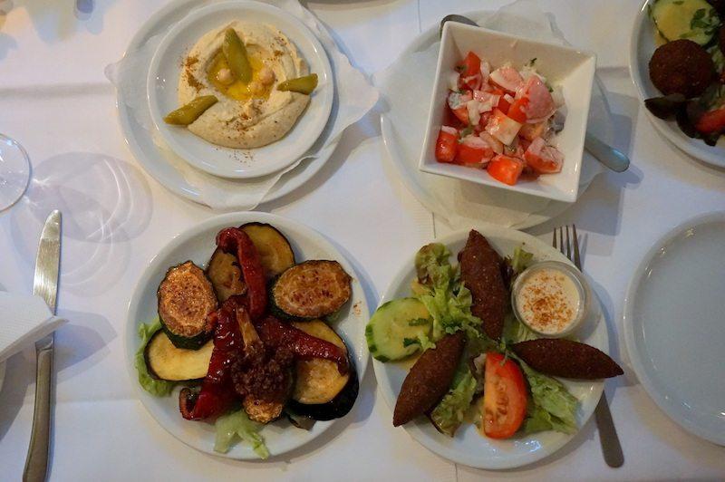 Libanesische Küche Berlin   Das Restaurant La Mesa Berlin Ick Liebe Dir