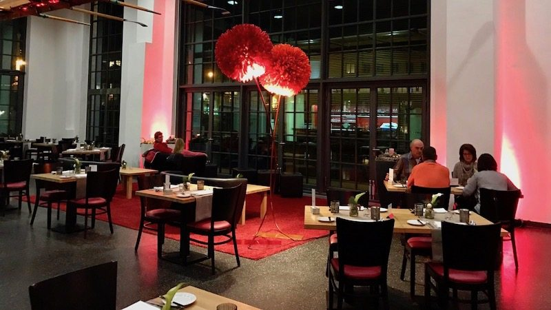 Brandenburg restaurant werft berlin ick liebe dir for Asia cuisine brandenburg havel