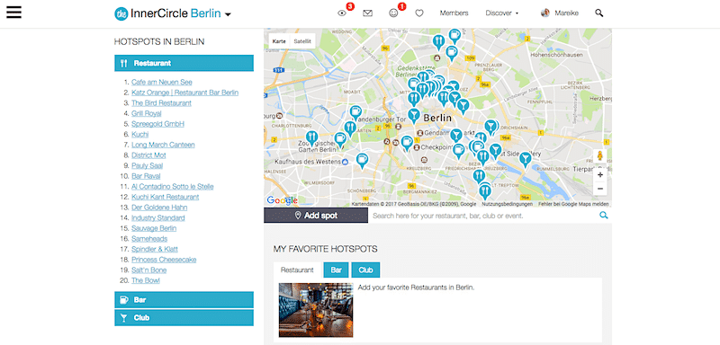 Dating sites berlin