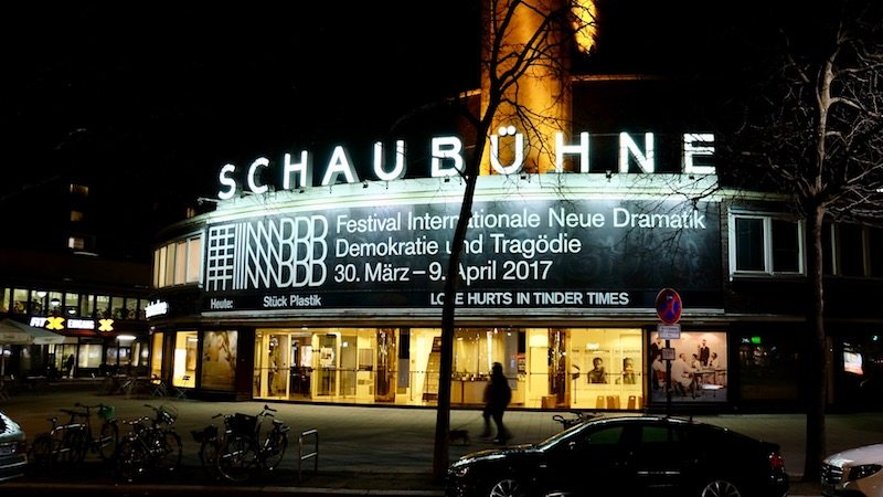 Theater In Berlin Berlin Ick Liebe Dir