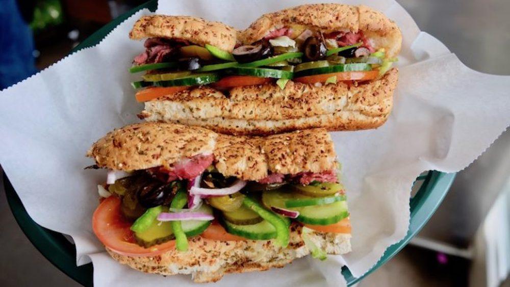 Do it yourself: Sandwiches, Saucen & Stencils - Ein Tag mit SUBWAY ...