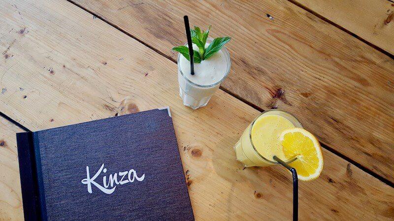 Kinza Restaurant Speisekarte und Preise