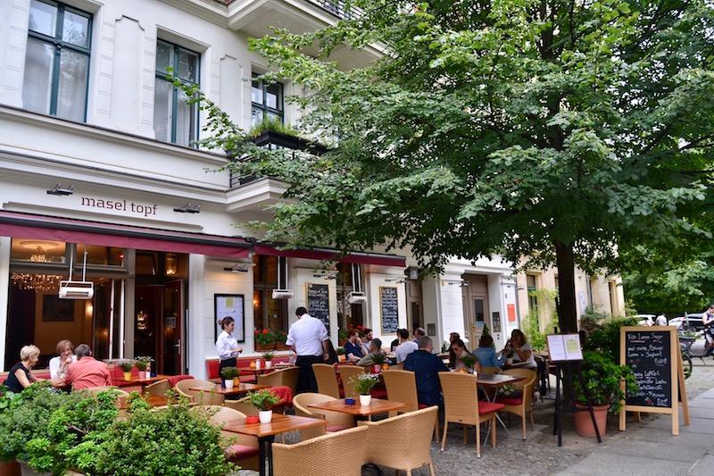 restaurant masel topf in berlin prenzlauer berg berlin ick liebe dir. Black Bedroom Furniture Sets. Home Design Ideas