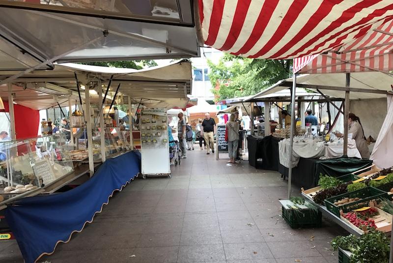 Kiezmarkt Berlin