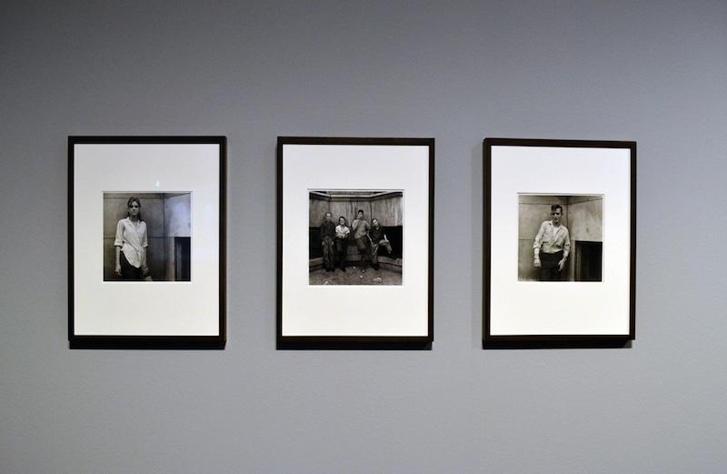 Ausstellungseröffnung von Danny Lyon im C/O Berlin