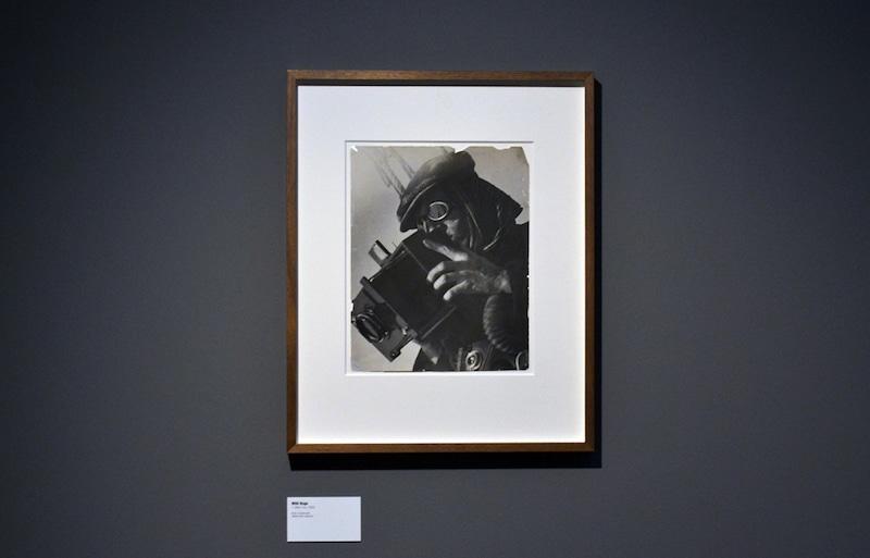 Ausstellungseröffnung von Willi Ruge im C/O Berlin