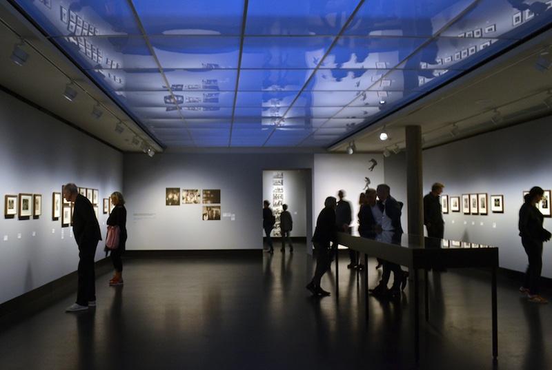 Ausstellung von Willi Ruge im C/O Berlin