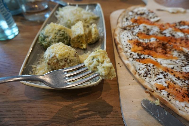 Alpenländische Küche in der Primo Cafebar in Berlin Mitte