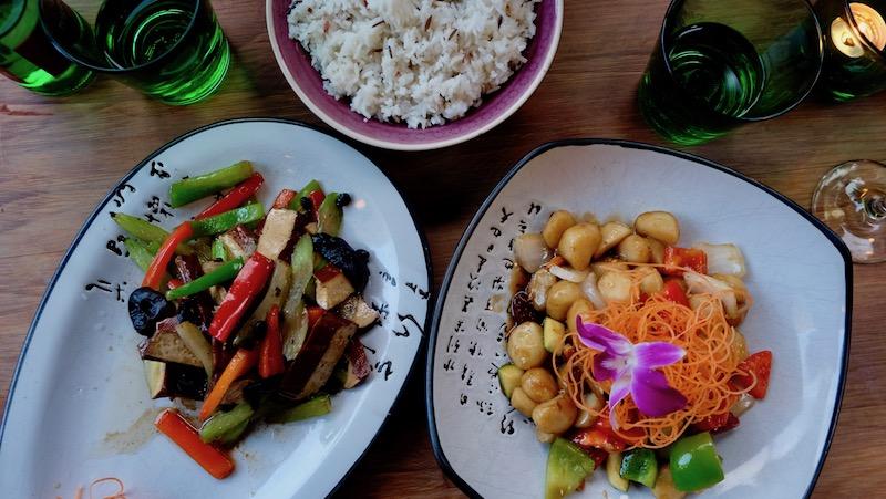 Veganes chinesisches Essen im Tianfuzius in Schöneberg