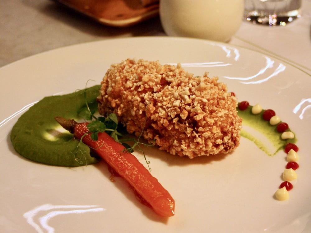Essen in der Brasserie Colette von Tim Raue
