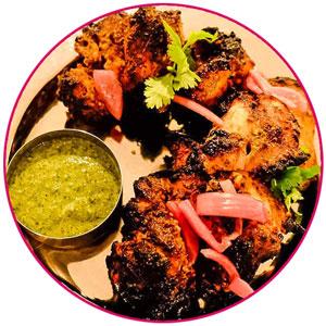 Moksa - Indische Küche wie ihr sie noch nicht gegessen habt ...