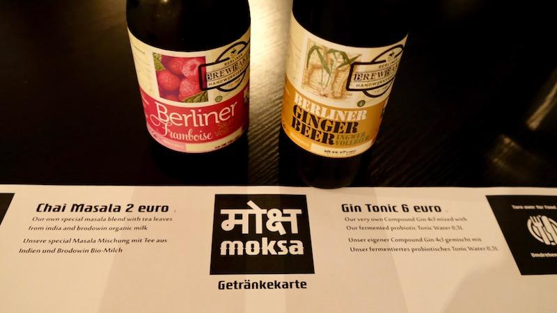 BrewBaker Bier im Moksa in Neukölln