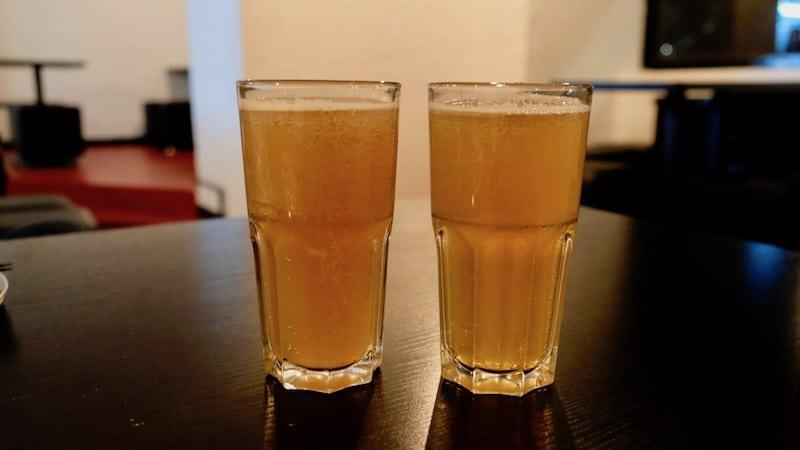 Gin Tonic im Moksa in Neukölln
