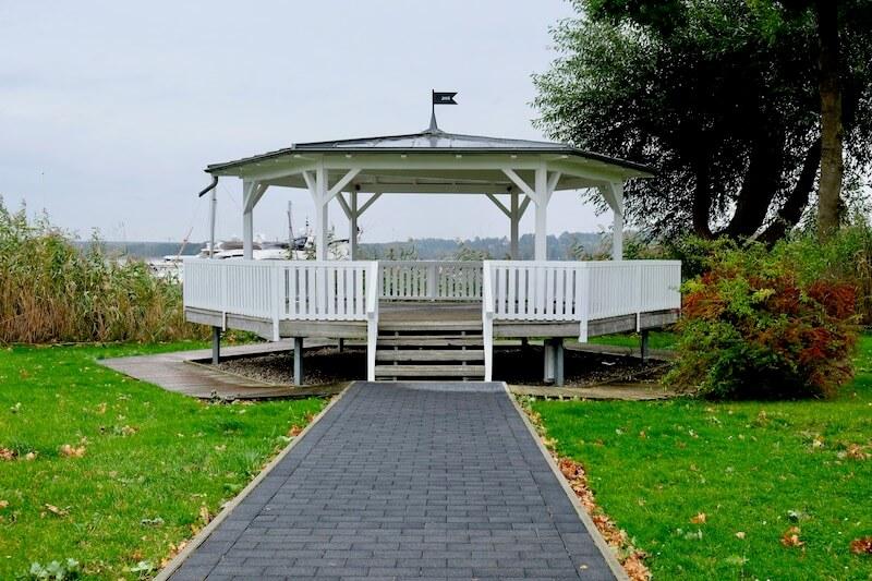 Pavillon am Hafenrestaurant Ernest am Schwielowsee