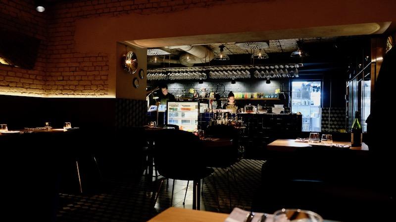 MINE Restaurant in Charlottenburg   BERLIN ICK LIEBE DIR