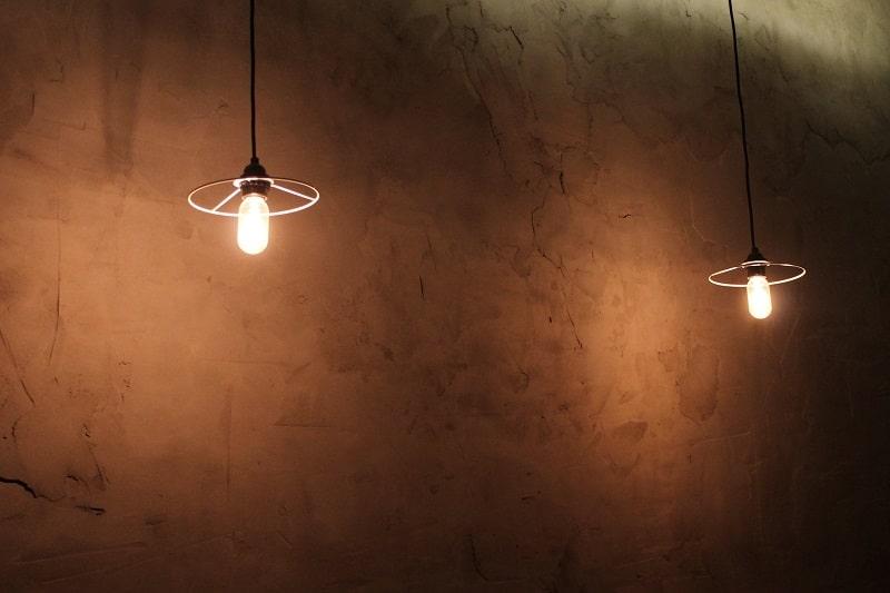 Lampen, Wand, Beleuchtung